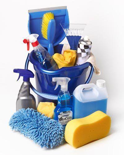 Home Life Organization: Генеральная уборка: базовый план