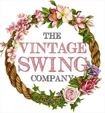 Wedding Tree Swings Logo for The Vintage Swing Company