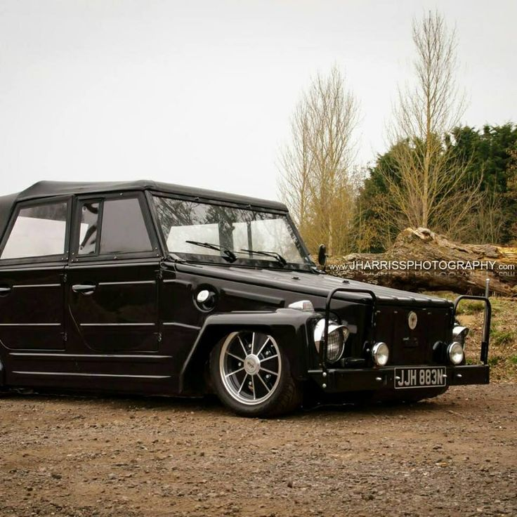 vw black thing vw 181 thing k bel pinterest black and slammed. Black Bedroom Furniture Sets. Home Design Ideas