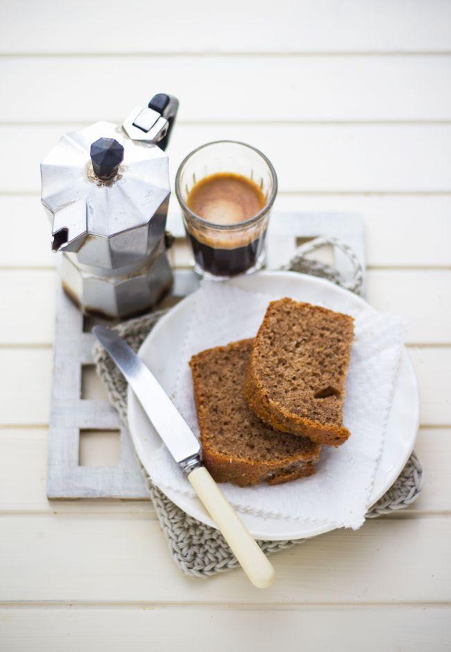 Il caffè 'sbagliato' nel cake 'giusto' - coffee cake