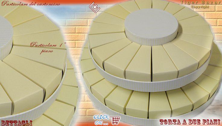 palco 2 piani low cost vendita on-line torte bomboniere per matrimonio, Battesimo, Prima Comunione