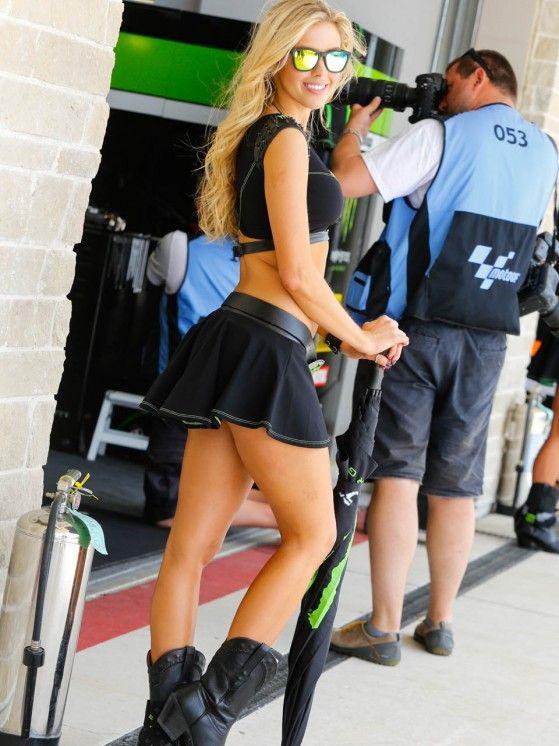 Paddock-Girls-Red-Bull-Grand-Prix-of-the-Americas | Paddock Girls | Pinterest | Red bull, Grand ...