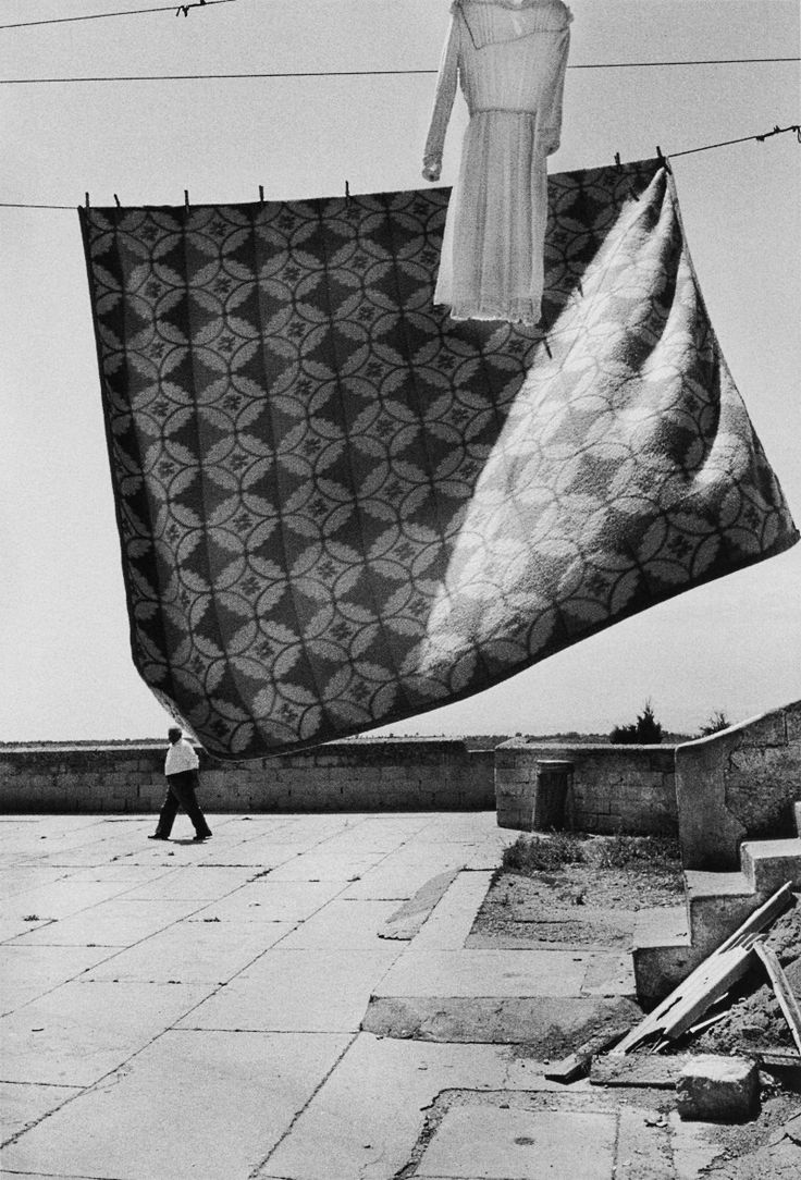 pomarico, apulia, italy, 1983  photo by john vink/magnum photos, from a year in photography: magnum archive