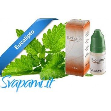 Eucalipto - Liquido Biofumo 10ml