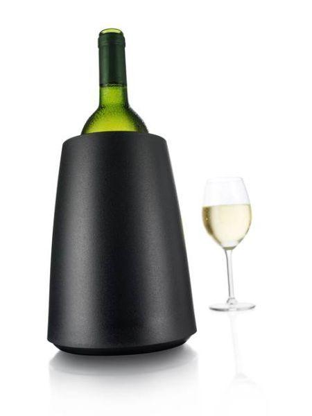Cookinglife - VacuVin Wijnkoeler Elegant Zwart