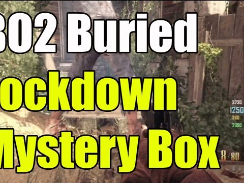 Black Ops 2 How To Lock Down The Mystery Box On Buried Zombies Tips & Tricks Buried Huckleberry Mystery Box Trick Box lock Down Mystery Box Box Never Moves This Trick how to lock the box in buried is similar to the trick i showed you when Huckleberry will bring the box to you but this time the box will never move<br><br>Yes The box will not move the whole game<br><br>Step 1 Find the box or move it to your favorite location<br><br>Step 2 Feed him sweets in front of the box<br><br>He will…