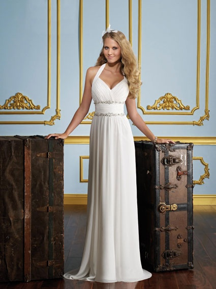 Scopri gli Abiti da Sposa Stile Impero delle Collezioni Sposa di Protagonisti!