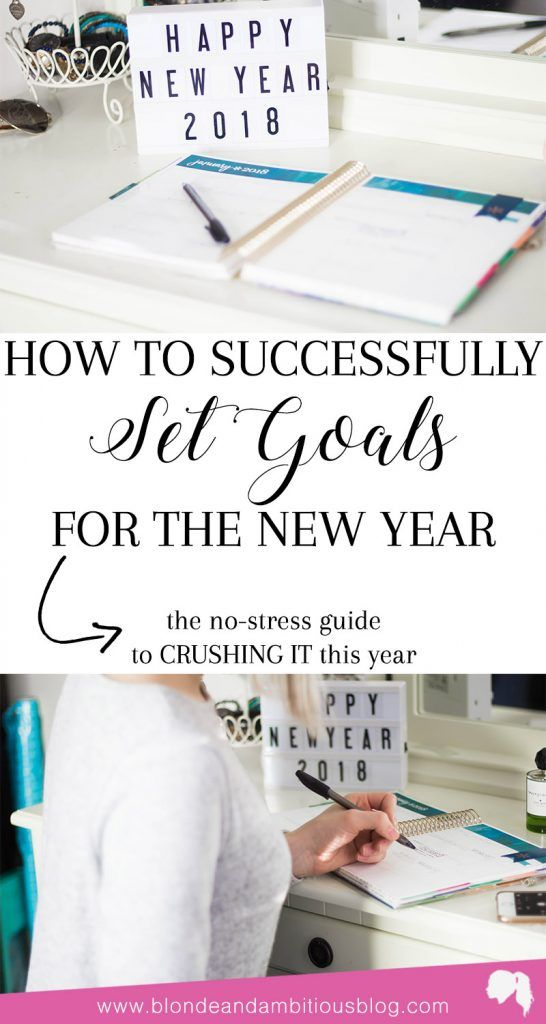 The Ultimate Guide To Goal Setting Your Way To Success in 2018 | goal planning, goal setting, how to set goals, how to achieve goals, how to be successful, new year