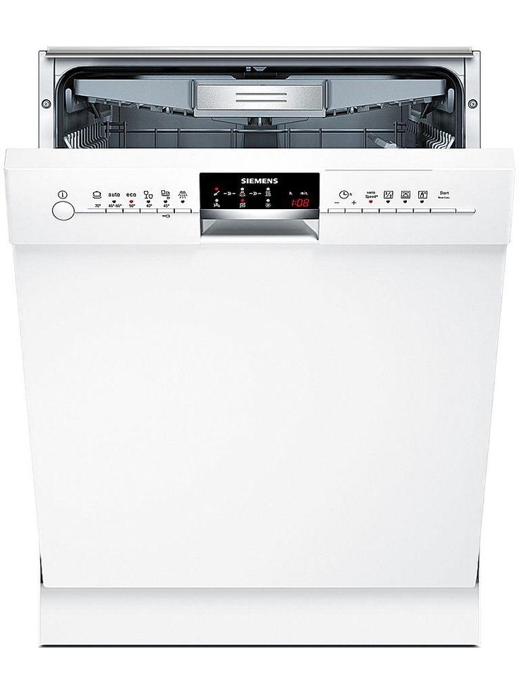 Siemens SN46M290SK diskmaskin med  5 års garanti Energiklass A++ - diskar mycket energieffektivt Med hygienePlus får du extra hög temperatur. Bra för dig med extra höga krav på hygien Rymmer mycket disk - kapacitet för 14 kuvert Toppkorg för bestick