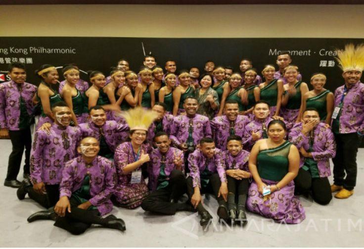 Paduan Suara Biak Borong Gelar Kejuaraan Dunia