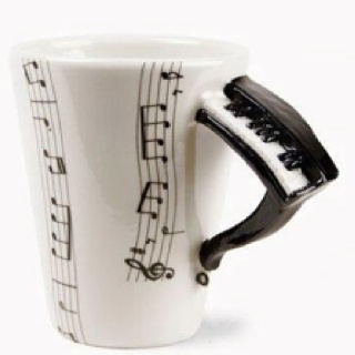 Music lovers mug!