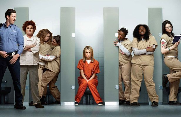 ESCAPE PLAN: Prison drama Orange is the New Black genuinely tramps new ground.