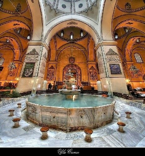 Bursa Grand Mosque - Turkey