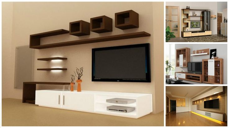 I invite you to see 15 incredible TV stands that you will be amazed by