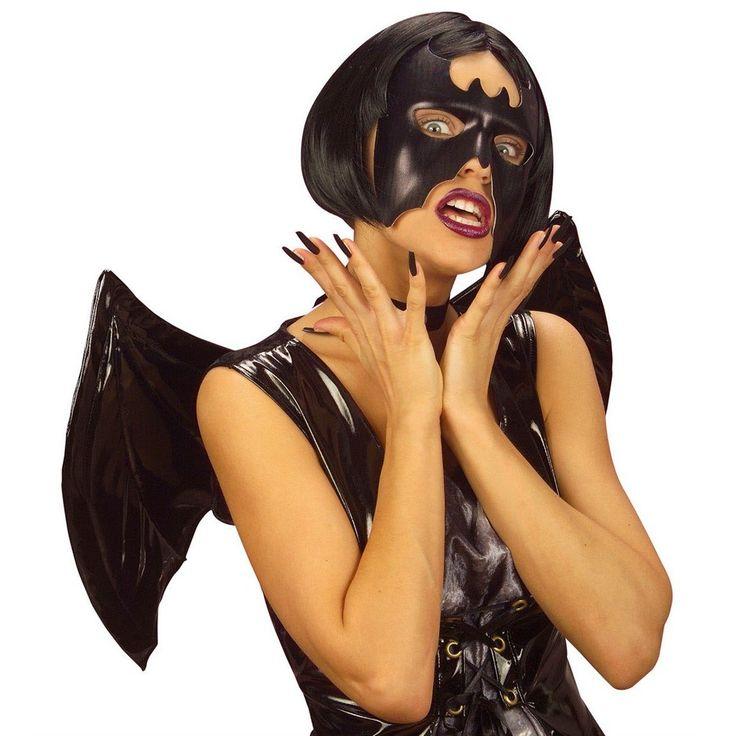 Top 25 ideas about halloween on pinterest fur haus and - Fledermaus schminken ...