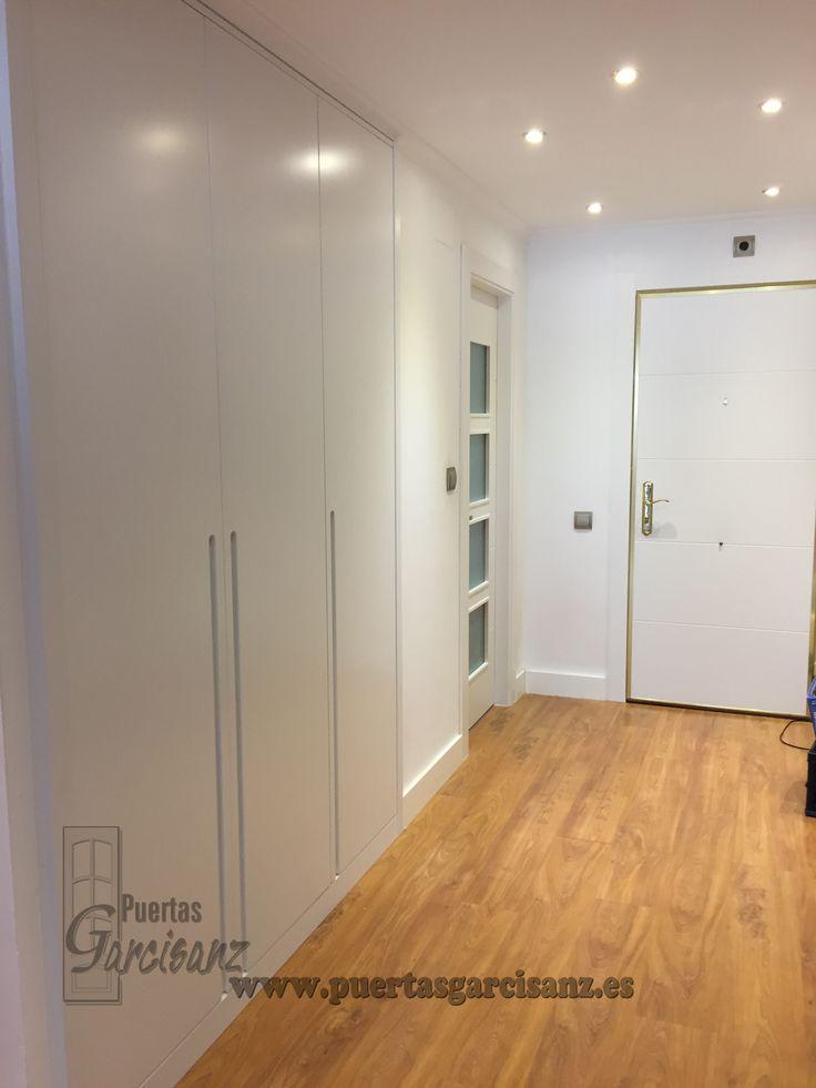 46 best images about frentes de armarios on pinterest - Tirador puerta corredera ...