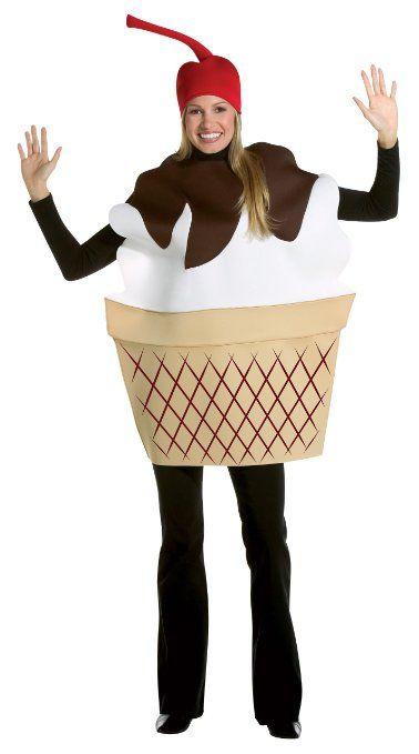 Ice Cream Sundae Adult: Clothing http://www.worldofadultcostumes.com/Male-Costumes.html #fairy_tale_costumes #disney_adult_costumes #adulthalloweencostumes #halloween 2013 #snowwhitecostume #halloweencostumesfemaleadult #princess_female_costume #robin_costume_batman #best_adult_costume