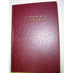 Biblia Sau Sfinta Scriptura (Romanian) (Romanian Edition)  $55.99