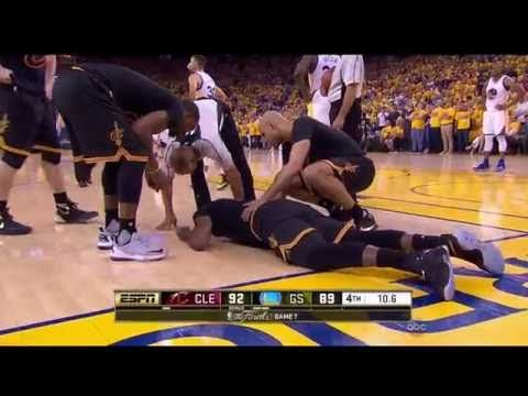 Last minute of the 2016 NBA Finals Game 7 - YouTube