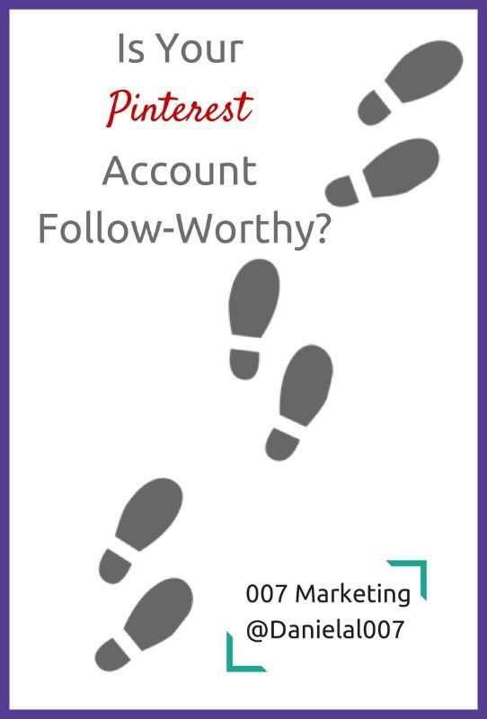 How to Make Your Pinterest Account Follow-Worthy? Add value and ... Keep reading to find out more #JoinThePinterestParty