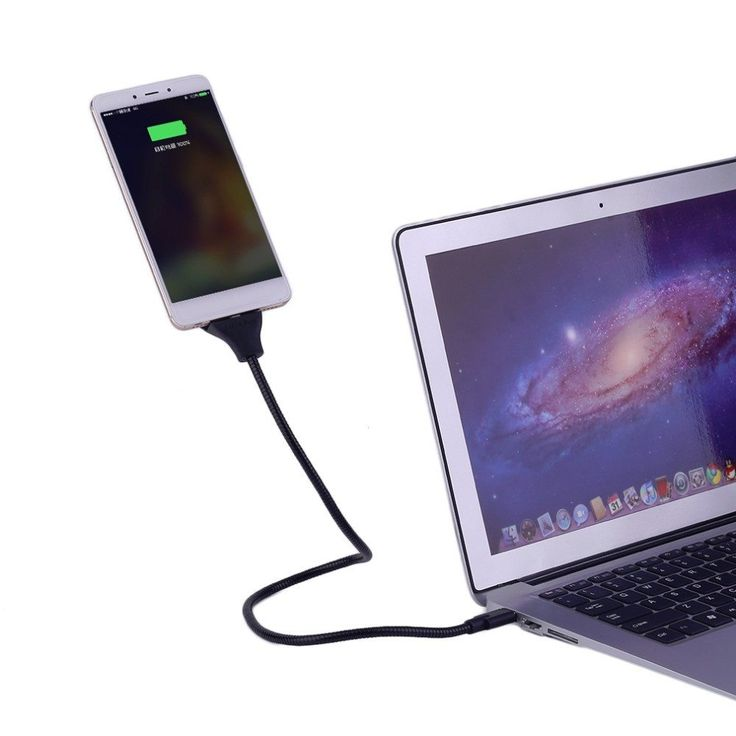 Flexible Mobile Phone Holder & Charger