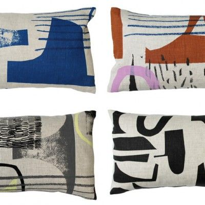 Assemble/Configure Cushions Rectangle, 'Assemble/Configure' Cushions Rectangle by Laura Slater only £45 from MADE NORTH Gallery http://www.madenorthstore.co.uk/mn/shop/assembleconfigure-cushions-rectangle/
