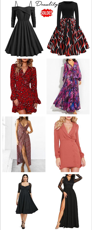 82ea9ac5e69 Acheter une robe de nouvel an chic en combinant les valeurs classiques et  les tendances actuelles
