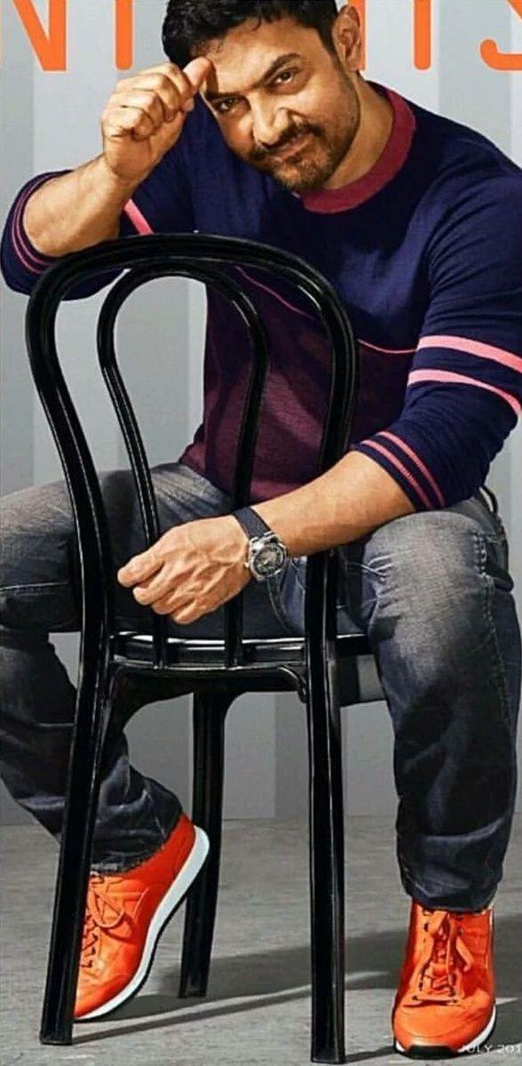 Aamir Khan / GQ 2016