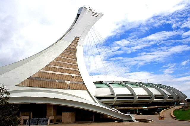 top montreal olympic stadium - photo #10
