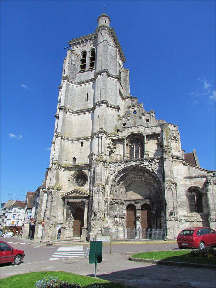 Eglise Notre-Dame - Tonnerre (Yonne)— Wikipédia