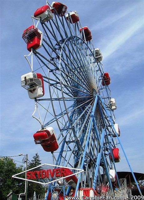 Camden Park ~ West Virginia's only amusement park ~ over 100 yrs. old & located in my hometown Huntington! ♥