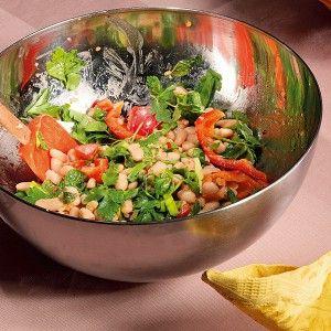Белая фасоль со сладким чили-соусом рецепт – основные блюда. «Афиша-Еда»