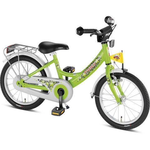 PUKY ZL 16 ALU Bike - Kiwi Green