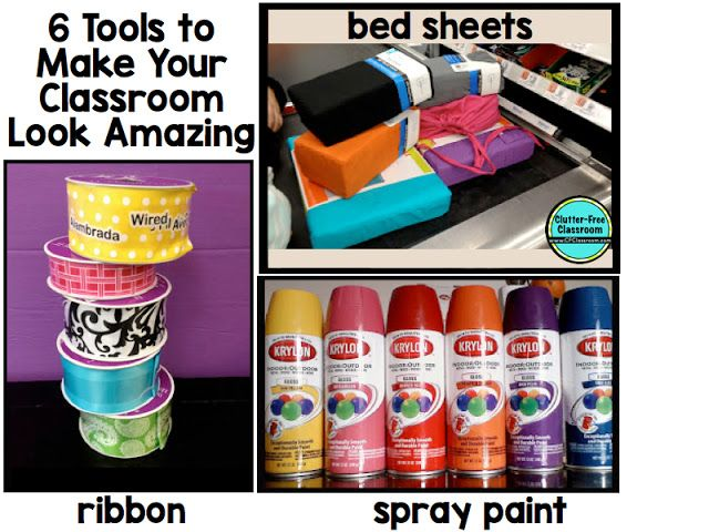 Classroom Ideas On A Budget ~ Ideas about cheap classroom decorations on pinterest