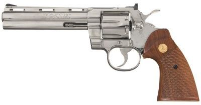 "Rick Grimes' Colt Python from ""The Walking Dead"""