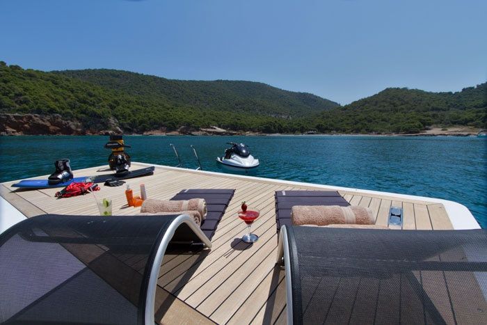 Luxury toys..Motor Yacht Mabrouk  Luxury Yacht Charters www.seascapeyachts.com