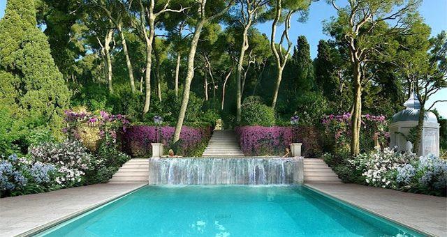 Beverly Hills Style! #beauty #gardening #giardino #flowers