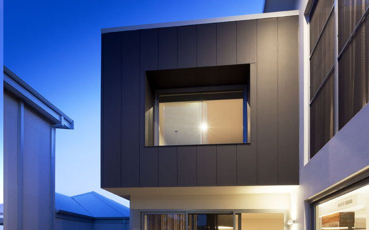Award Winning Urban Style in Perth | Scyon Wall Cladding And Floors