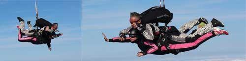 Première compétition internationale de parachutisme handisport, HandiFly Euro Challenge se tiendra du 22 au 25…