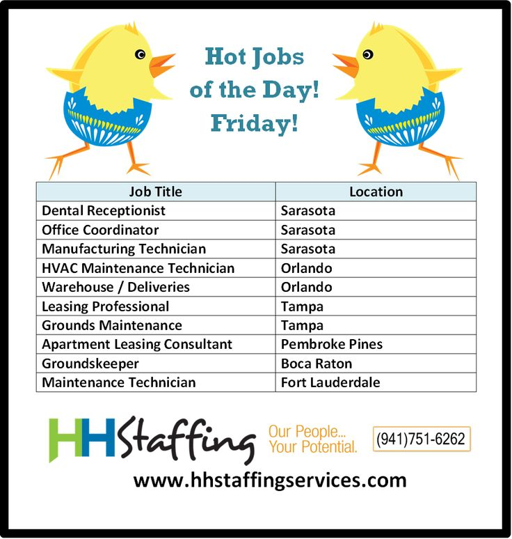668 best Hot Jobs of the Day! images on Pinterest | Hot, Curriculum ...