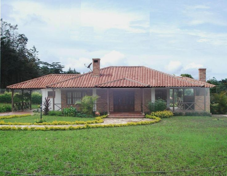 Casas de campo en colombia construida cosas de casa - Casa de campo park ...