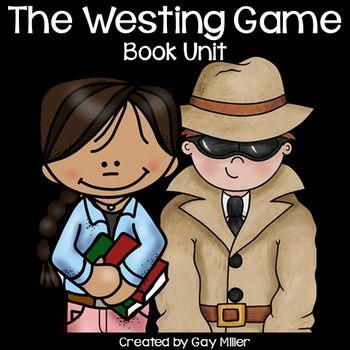 The Westing Game [Ellen Raskin] Book Unit