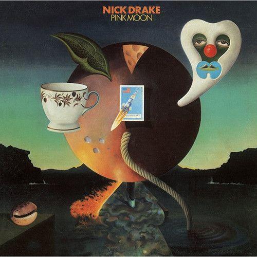Nick Drake - Pink Moon Vinyl Record (180g)