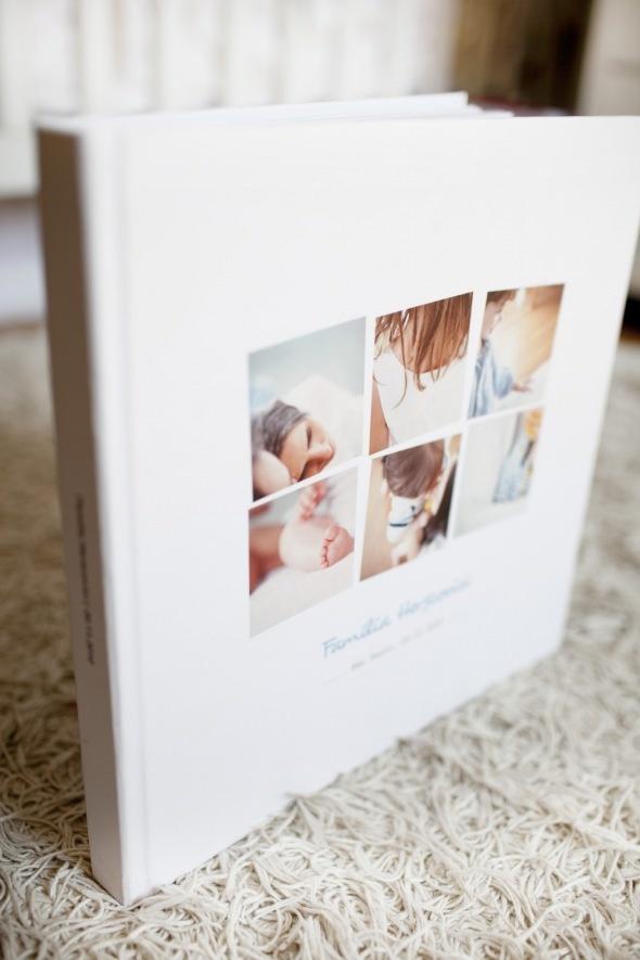 capa album família