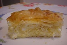 Guibanica au fromage (recette serbe)