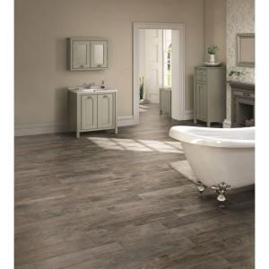 Marazzi Montagna Rustic Bay 6 In X 24 Glazed Porcelain Floor And Wall Tile 14 53 Sq Ft Case