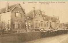 Someren,  Openbare Lagere school, Postelstraat - 1926
