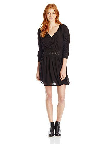 Volcom Juniors Peaceful Buddhi Dress Black Small *** Continue to the product at the image link.(This is an Amazon affiliate link)