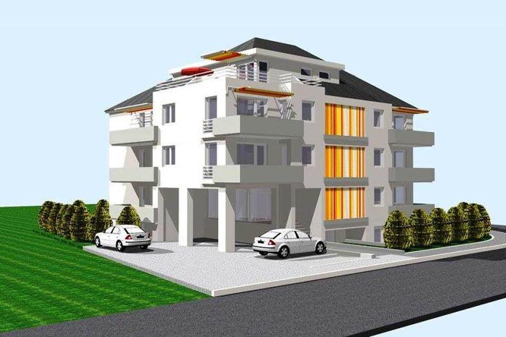 Vanzare apartament 2 camere 56 mp zona Tractorul , Brasov