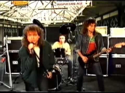 Lou Gramm - Midnight Blue ( Eurotops ) - YouTube